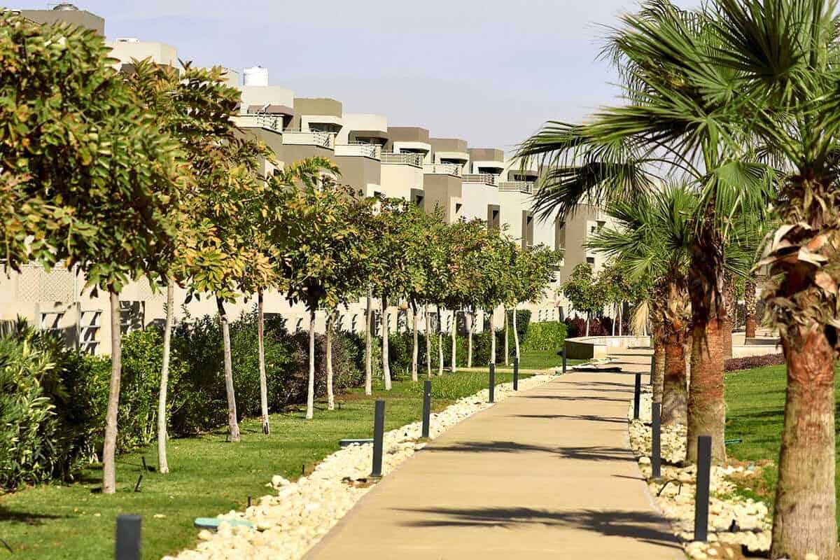 Palm Hills Katameya compound