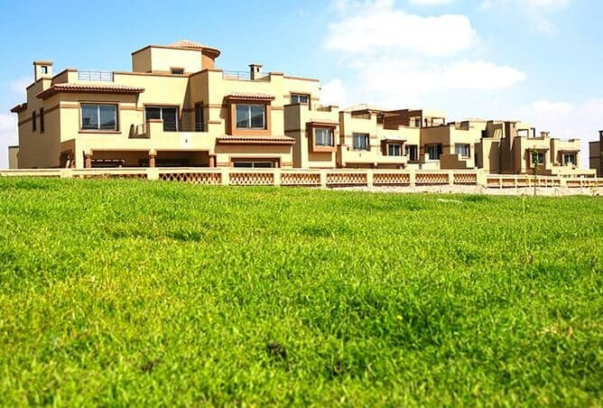 townhouse Palm Hills Katameya compound